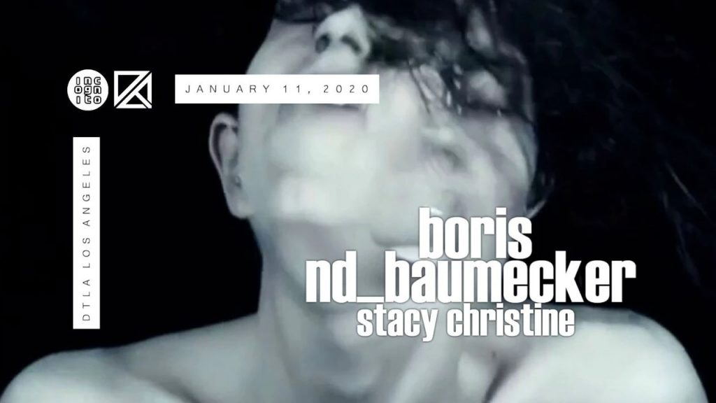 DIRTY EPIC X INCOGNITO present BORIS & nd_baumecker