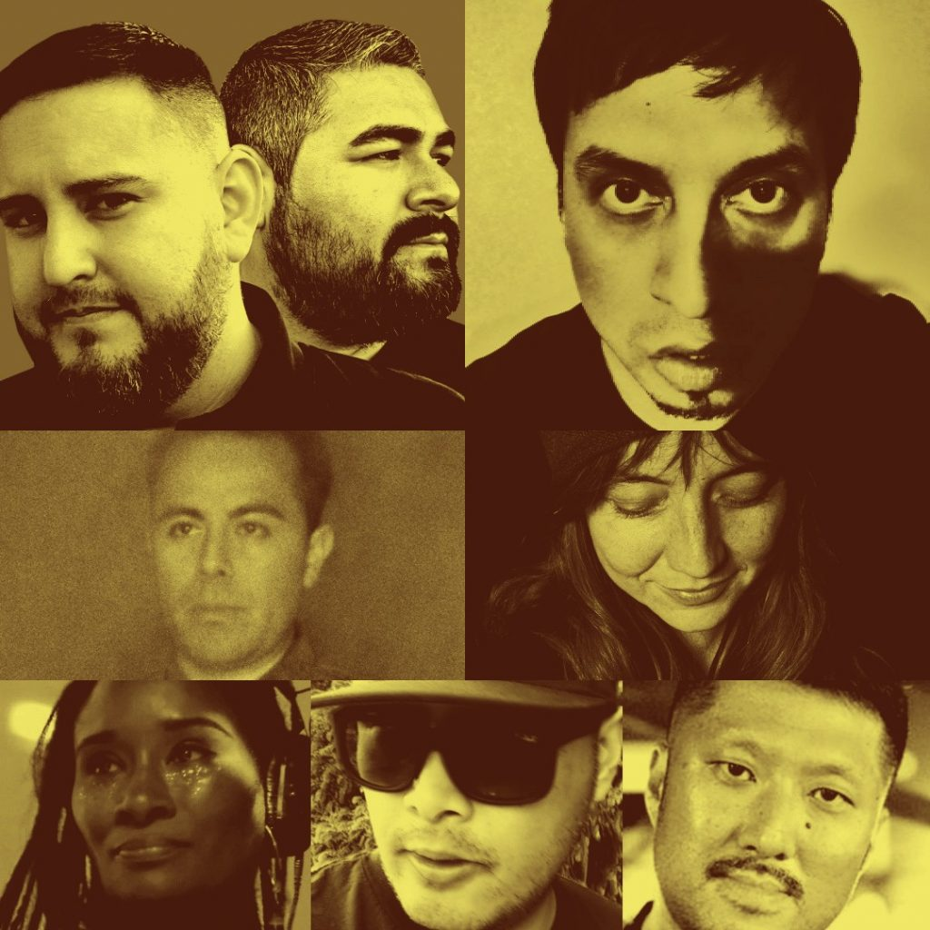 COMPOUND Summer 2021 Los Angeles Cell Injection Developer Silent Servant Dela Moon Stacy Christine Gerard Not Gerald JIA